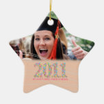 Class of 2011 Star Senior Photo Pictures Ornament