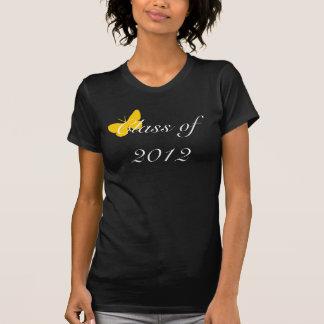 Class of 2012 - Cardinal Butterfly T-Shirt