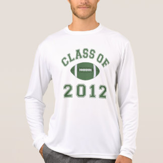 Class Of 2012 Football - Green 2 T-Shirt