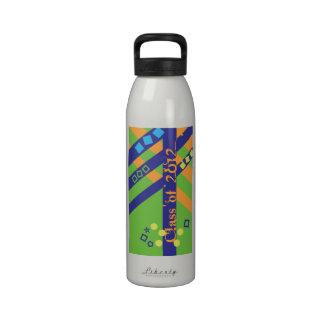 Class of 2012 Geometrics Reusable Water Bottle