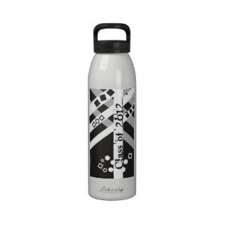 Class of 2012 Geometrics Reusable Water Bottles
