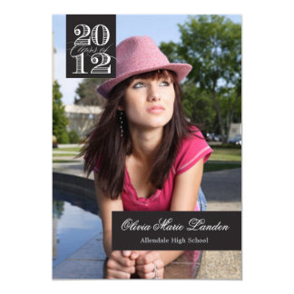 Class of 2012 | Graduation Announcement