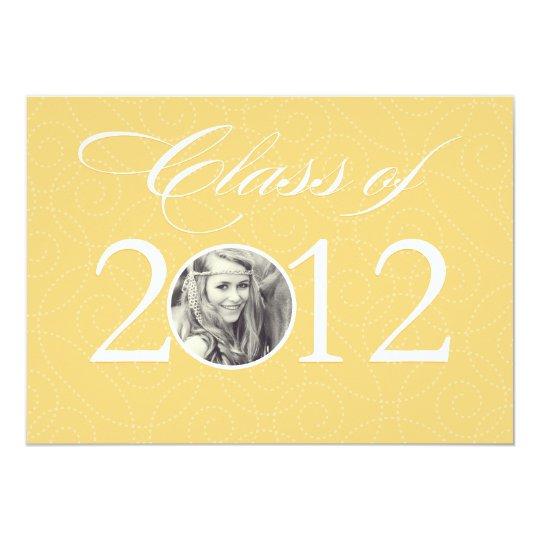 Class of 2012   Graduation Card