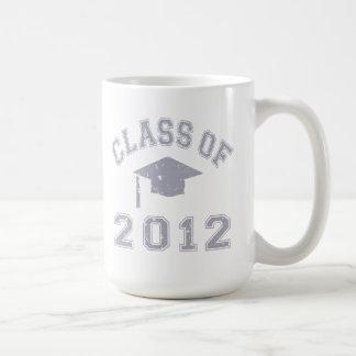 Class Of 2012 Graduation - Grey Coffee Mug
