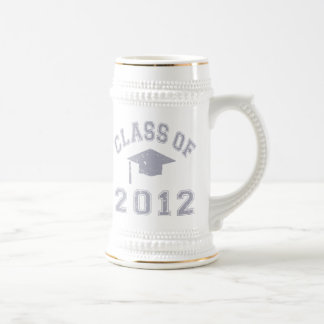 Class Of 2012 Graduation - Grey Mug