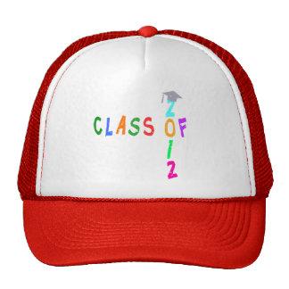 Class Of 2012 Graduation Trucker Hat
