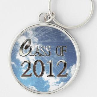 Class Of 2012 Graduation Keychain