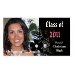 Class of 2012 Graduation Senior Cards Pack Of Standard Business Cards