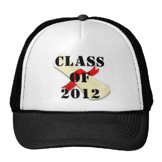 Class of 2012 Hat