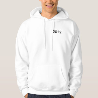 Class of 2012 hoodie