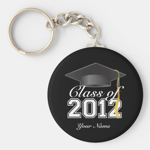 Class of 2012 Key-chain Key Chains