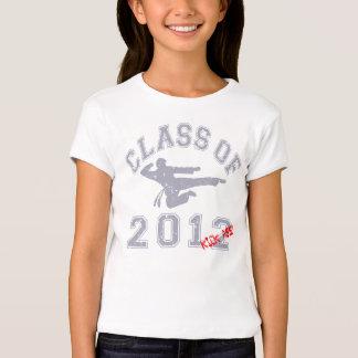 Class Of 2012 Kick-Ass - Grey 2 D T-Shirt
