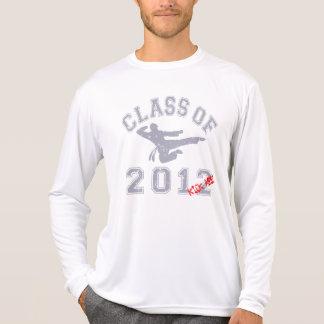 Class Of 2012 Kick-Ass - Grey 2 D Shirts