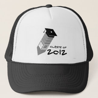 Class of 2012 Pencil Hat Gray