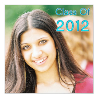 Class of 2012 Photo Graduation Announcement
