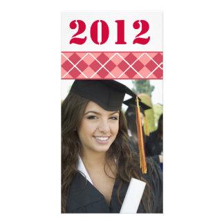 Class of 2012 Senior Graduation Invitation & Gifts Custom Photo Card