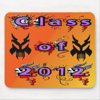 Class of 2012 - Skulls Mouse Pad