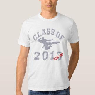 Class Of 2013 Kick-ASS - Grey 2 D Tees