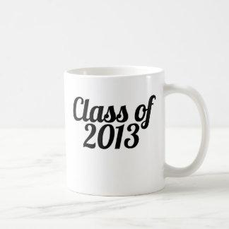 Class of 2013 coffee mug