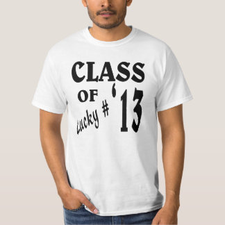 class of 2013 t-shirts