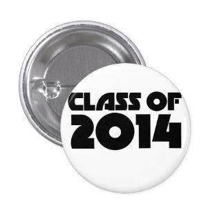 Class of 2014 buttons