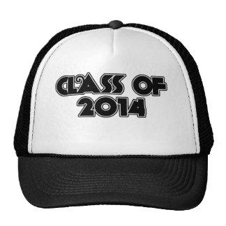 Class of 2014 cap