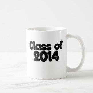 Class of 2014 coffee mug