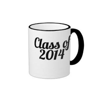 Class of 2014 coffee mugs