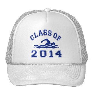 Class Of 2014 Swimming Cap