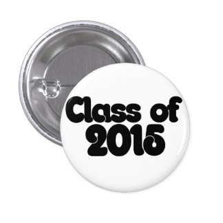 Class of 2015 button