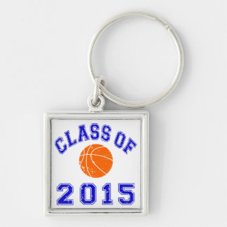 Class of 2015 Basketball Keychains