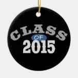 Class Of 2015 Blue Ornament