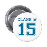 Class of 2015 - Blue Pin