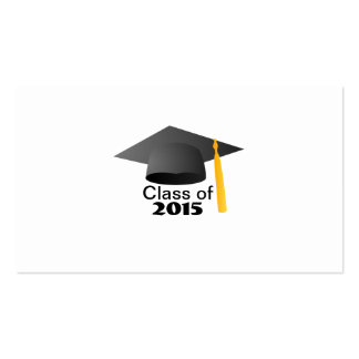Class of 2015 Business Cards