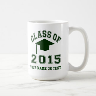 Class of 2015 Graduation Coffee Mug