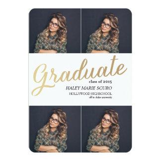 CLASS OF 2015 GRADUATION Graduation Announcement