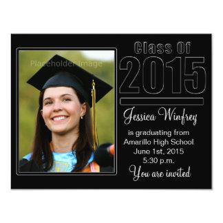 Class of 2015 Graduation Photo Invitation