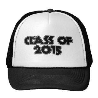 Class of 2015 mesh hat