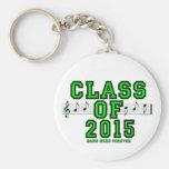 Class Of 2015 Keychain