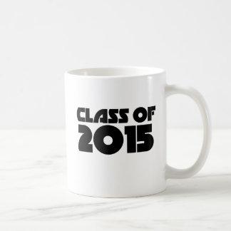 Class of 2015 coffee mug