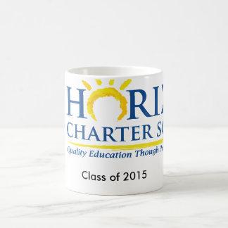 Class of 2015 basic white mug