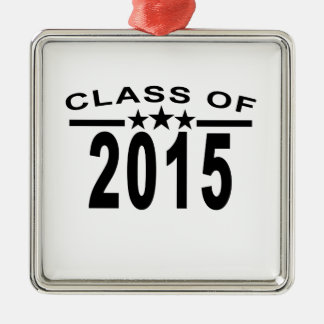 CLASS OF 2015.png Silver-Colored Square Decoration