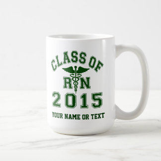 Class Of 2015 RN Coffee Mug