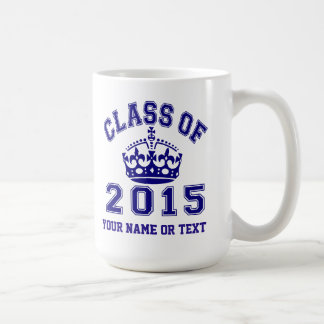 Class Of 2015 Rules Coffee Mug