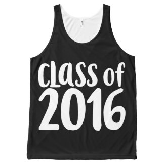 Class of 2016 graduation party All-Over print tank top