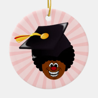 Class of 2016 Seniors World Domination Round Ceramic Decoration