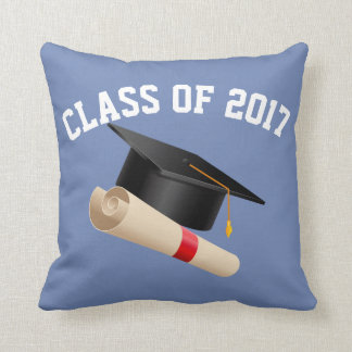 CLASS OF 2017 (ANY YEAR) CUSHION