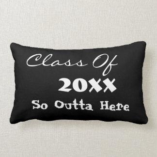Class of 2017 Graduation Lumbar Pillow