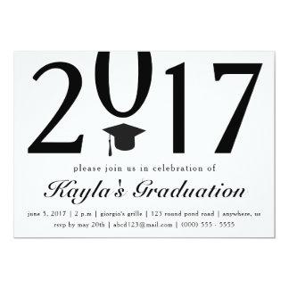 Class of 2017 Graduation Party Invitation