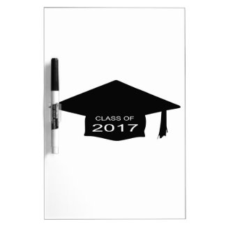 Class of 2017 Hat Dry-Erase Board